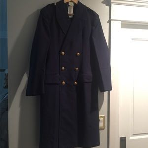 Other - U. GE.CO Top Rank Vintage French Airforce coat EUC